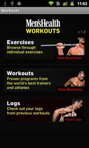 Men's Health Workouts