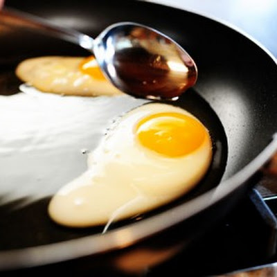 Perfect Sunny-Side Up Eggs