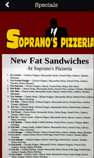 Soprano's Pizzeria - screenshot