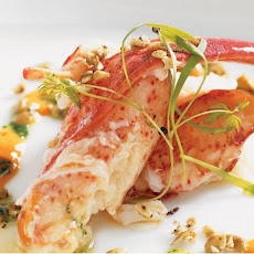 Deconstructed Lobster Bisque