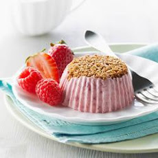 Shreddies Frozen Mini Berry Cheesecakes