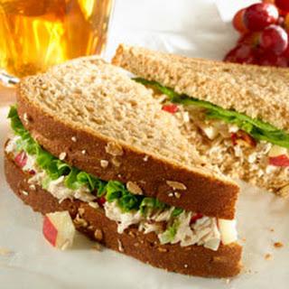 Walnut Apple Tuna Sandwich Recipes