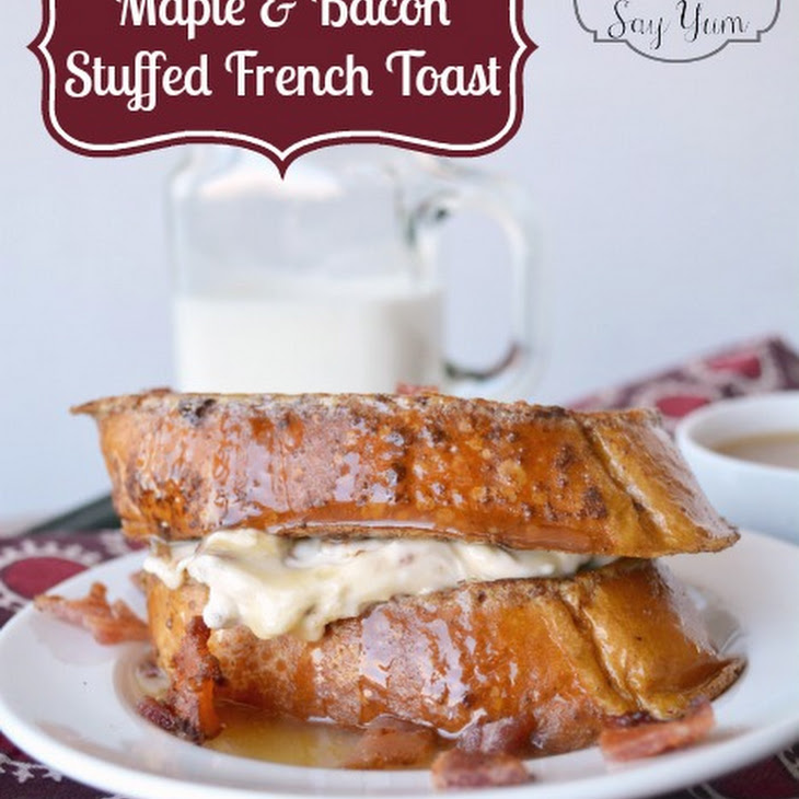 Maple-, Pecan-, And Bacon-Stuffed French Toast Recipes — Dishmaps