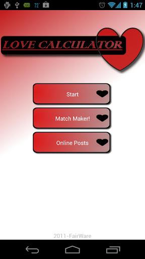 免費下載社交APP|Match Maker Love Calculator app開箱文|APP開箱王