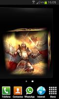 Screenshot of Warriors Angels 3D LWP