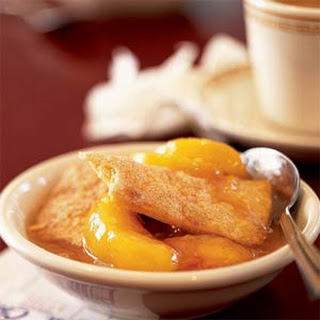 Peach Cobbler With Pie Crust Recipes