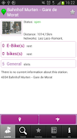 Screenshot of PubliBike