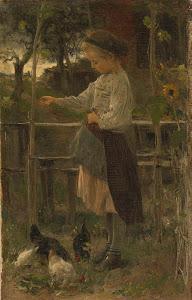 RIJKS: Jacob Maris: painting 1866