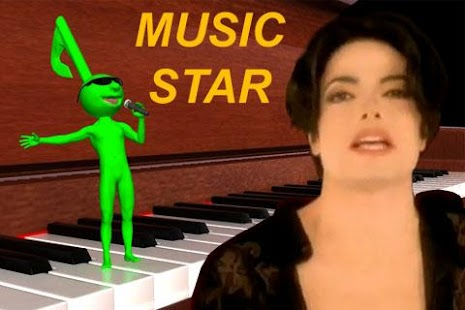 STAR (Michael Jackson) - screenshot