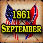 1861 Sept Am Civil War Gazette icon