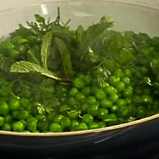 Peas Mint Butter Recipes