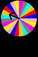 Screenshot of Randomize Wheel