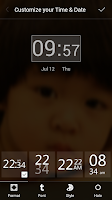 Screenshot of Time&Date DIY - Locker Master