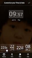 Screenshot of Time&Date DIY - Locker Master