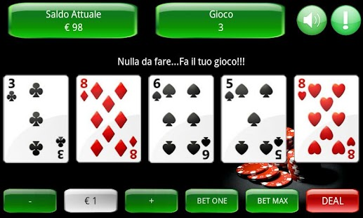 Cover Video Poker - screenshot