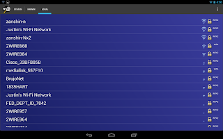 Screenshot of Wifi Fixer