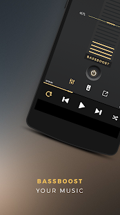 Equalizer + Pro (Musik Player) Screenshot