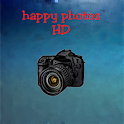 happy photos hd icon