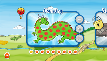 Screenshot of Connie Fun Learning Math 1