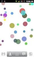 Screenshot of Spots Lite Live Wallpaper
