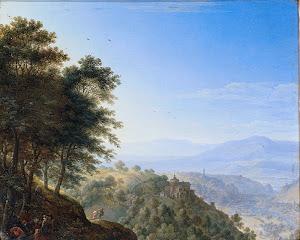 RIJKS: Herman Saftleven: painting 1660