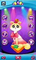 Screenshot of Kitty Cats: Dress Up & Play