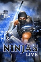 Screenshot of Ninjas Live™