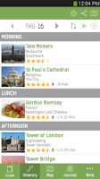 Screenshot of London Travel Guide