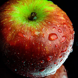 An Apple a day... by Rakesh Syal - Food & Drink Fruits & Vegetables