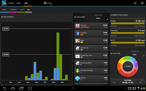 my-data-manager for android screenshot