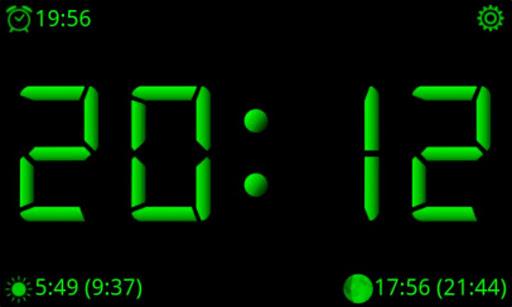 AdyClock - Night clock alarm