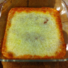 Simple Pizza Dip