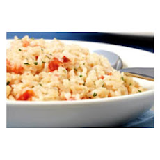 Cheesy Rice 'n Tomatoes