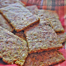 Savory Grain-Free Crackers