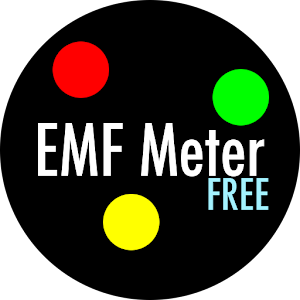 how to read emf meter app