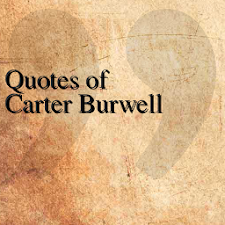 Quotes of Carter Burwell