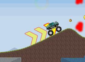 Screenshot of Super Monster Truck Adventure