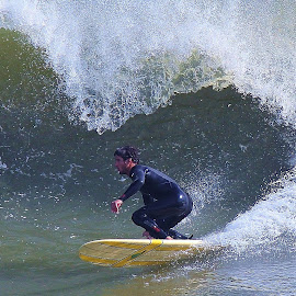 Nice Ride by Dominick Darrigo - Sports & Fitness Surfing