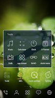 Screenshot of Morning Green dodol theme