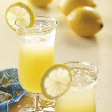 Sparkling Ginger Lemonade Recipe