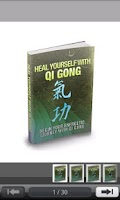 Screenshot of Heal Yourself with Qi Gong