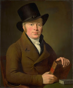 RIJKS: Adriaan de Lelie: painting 1813