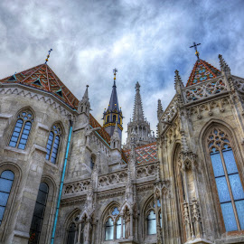 Cathedral in Budapest by Lux Aeterna - Buildings & Architecture Public & Historical