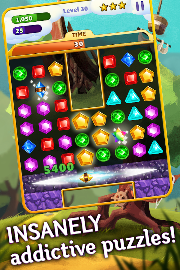 Jewel Mania™ Screenshot 2