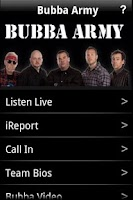 Screenshot of Bubba Army