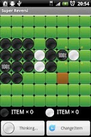 Screenshot of SuperReversi