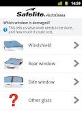 Screenshot of Safelite AutoGlass®