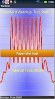 Screenshot of HIIT Treadmill Assistant