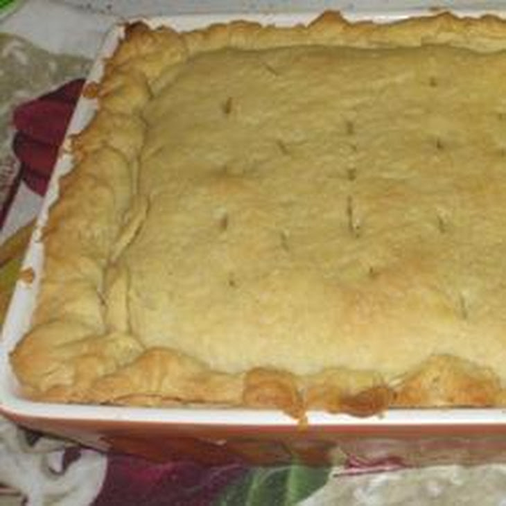 Chicken Pot Pie V