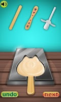 Screenshot of Ice Maker Cooking games